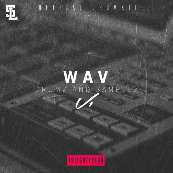 WAV Volume One: Drums And Samplez