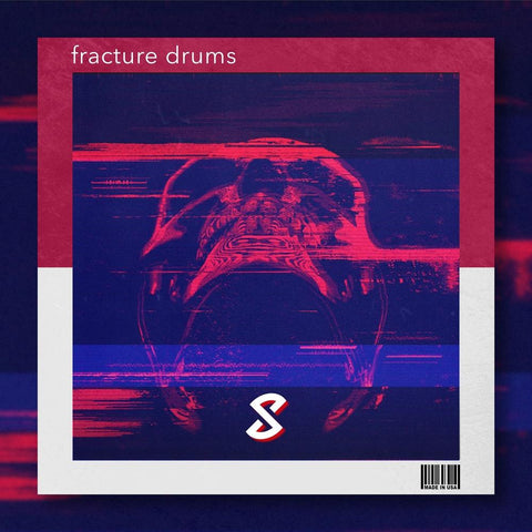 Fracture Drums - Drum One-Shots & Loops