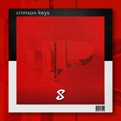 Crimson Keys - 15 Dark Piano Melodies