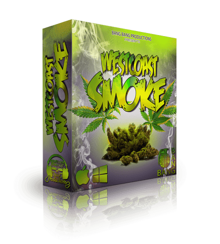 WestCoast Smoke - West Coast Beats Construction Kit