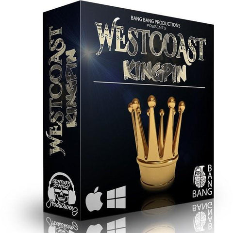 WestCoast Kingpin Vol.1 (Loops)