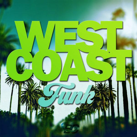 West Coast Funk - Beat Construction Kits