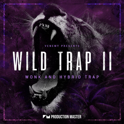 Wild Trap 2 - Melodic Loops, Vocals & Drum Kit