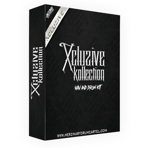 Xcluzive Kollection (Drum Kit, Loops & Presets)