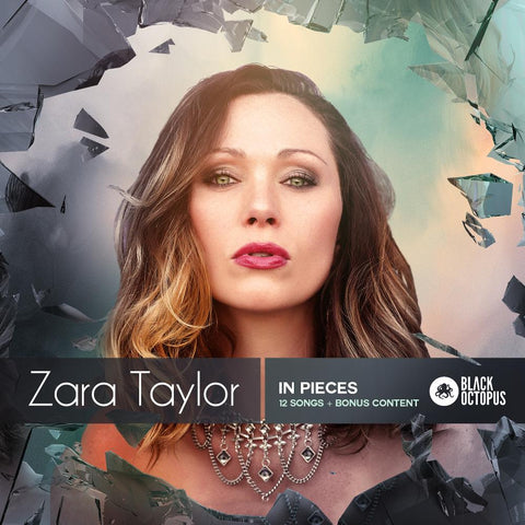 Zara Taylor: In Pieces - Vocal Sample Pack