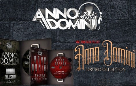 Anno Domini Drum Collection Bundle