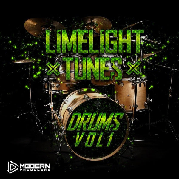 Limelight Tunes Drums Vol 1