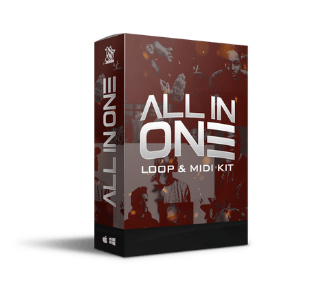 All In One: Loop & MIDI Kit