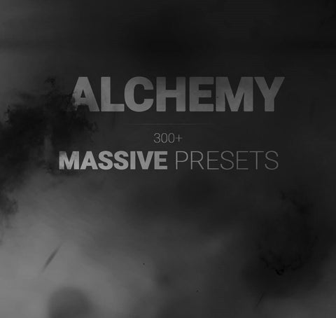 Dark Alchemy (Massive Bank) - Presets for NI Massive