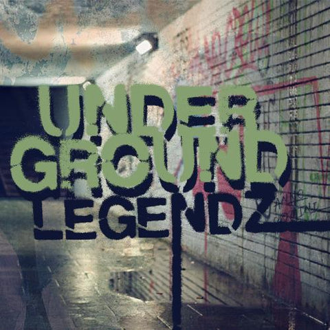 Underground Legendz (Hip Hop One Shots & Loops)