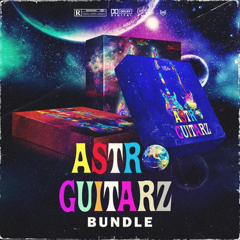 Astro Guitarz Bundle - Guitar Loops Collection