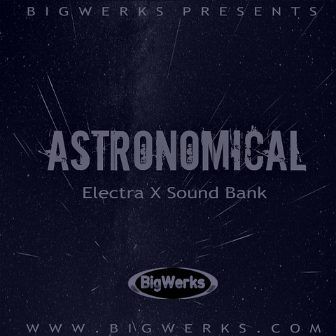 Astronomical for ElectraX - 55 Presets