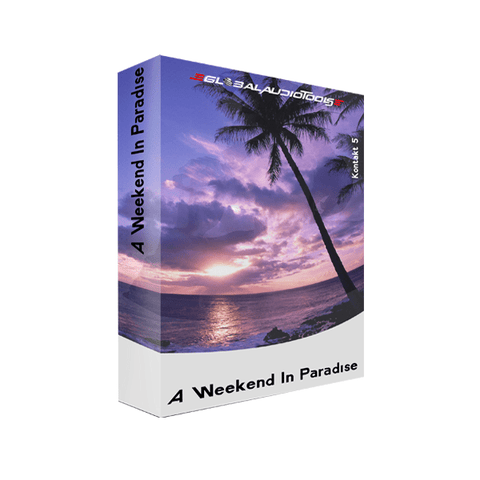 A Weeknd In Paradise Drum Bank (NI Kontakt)