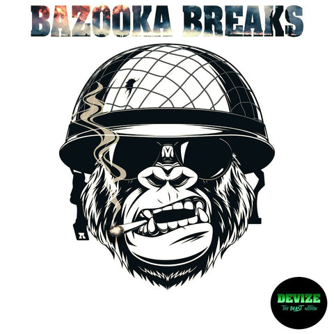 Bazooka Breaks (Drum Breaks)