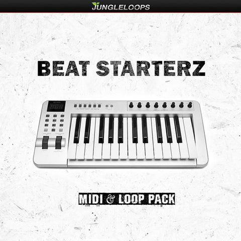 Beat Starterz - Custom MIDI & WAV Melody Loops