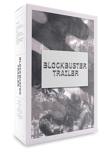 Blockbuster Trailer - Sound FX For Video Game & Movie