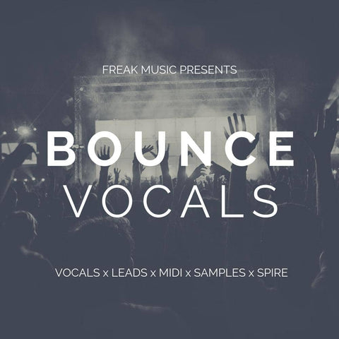 Bounce Vocals