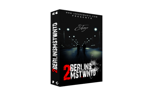 2 Berlins Mst Wntd - Hard Trap Kit with German Hip Hop Beats