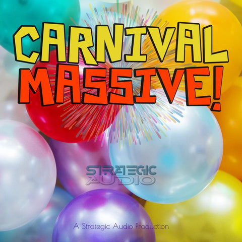 Carnival Massive - Caribbean Sample Kit