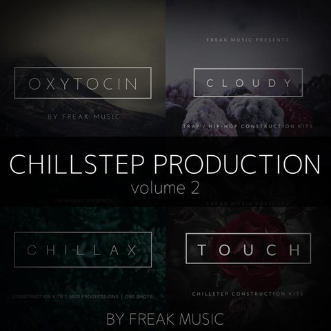 Chillstep Production 2 - Construction Kits, Loops & Presets