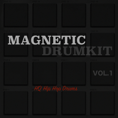 Magnetic Drumkit Vol.1