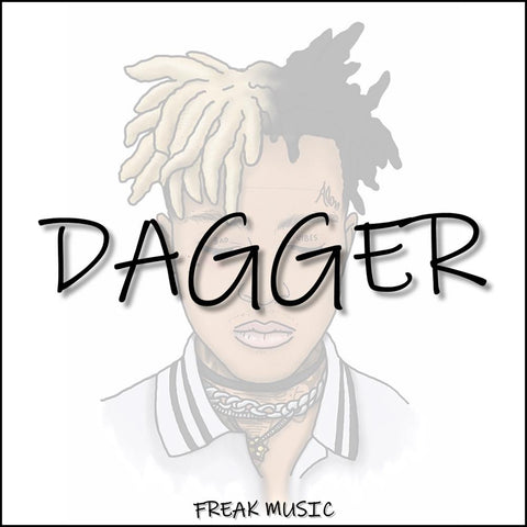 DAGGER - XXXtentacion Type Beat Construction Kit