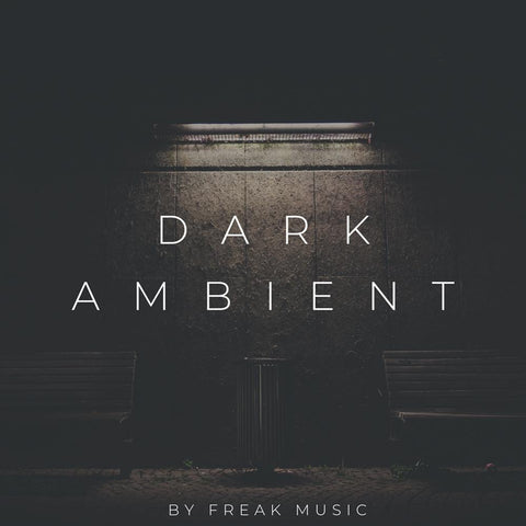 Dark Ambient - Drums + Construction Kit + Presets