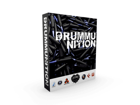 Drummunition - The Ultimate Hip Hop Drum Collection