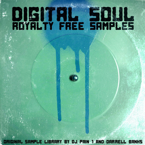 Digital Soul Samples Vol.1 - Original Productions