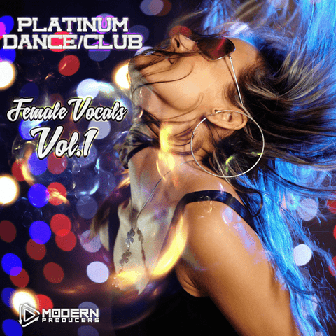 Platinum Dance/Club Female Vocals 1