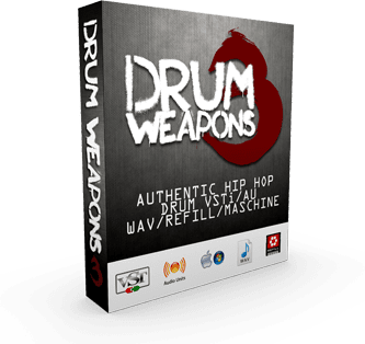 Drum Weapons 3 Plugin