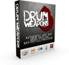 Drum Weapons 3 - Hip Hop Drum VSTi