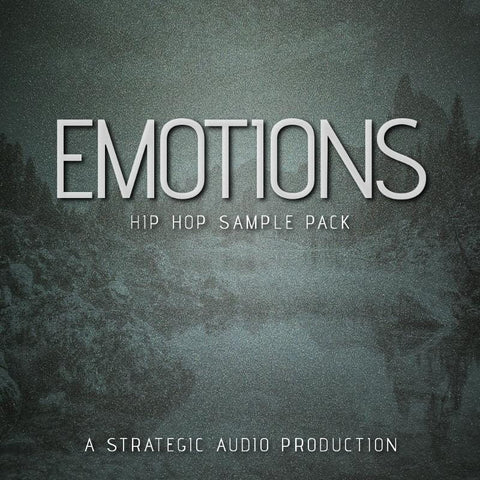 Emotions - Hip Hop Sample Pack