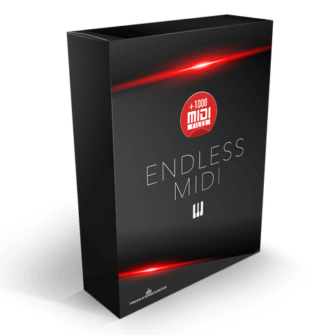 Endless MIDI - 1030 MIDI Files