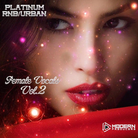 Platinum R&B/urban female vocals vol. 2