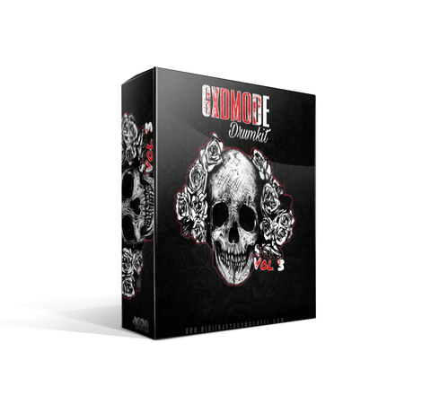 GXDMODE 3 - Drum Kit