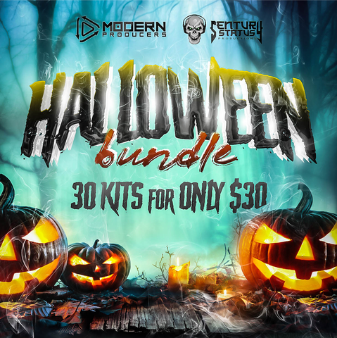 HALLOWEEN BUNDLE 2019 - 30 Producer Kits for $30!