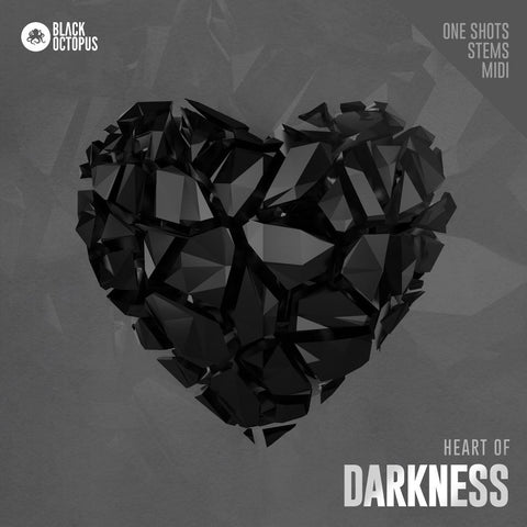 Heart Of Darkness - Moody, Dark & Aggressive Beats
