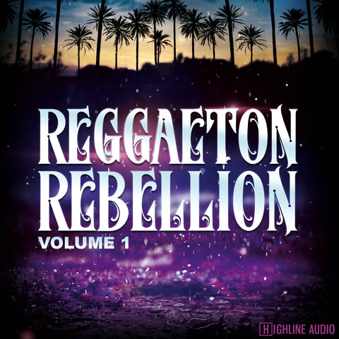 Reggaeton Rebellion Volume 1