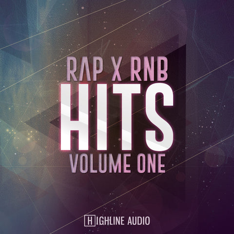 Rap X R&B Hits Vol.1 - Melody Loops