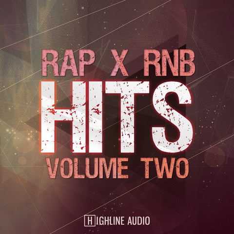 Rap X R&B Hits Vol.2 - Melody & Drum Loops
