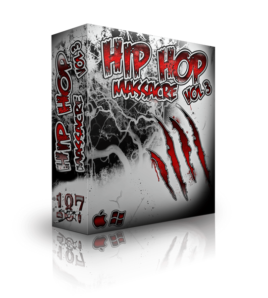 Hip Hop Massacre Vol.3
