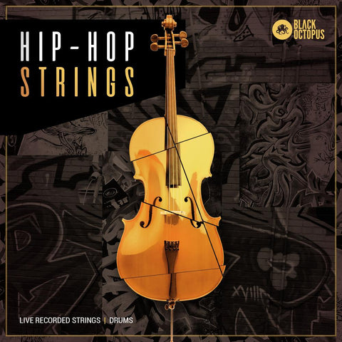 Hip Hop Strings - String Loops with Viola, Violin & Cello