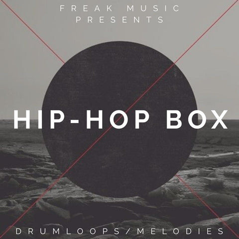 Hip Hop Box - Drum & Melody Loops