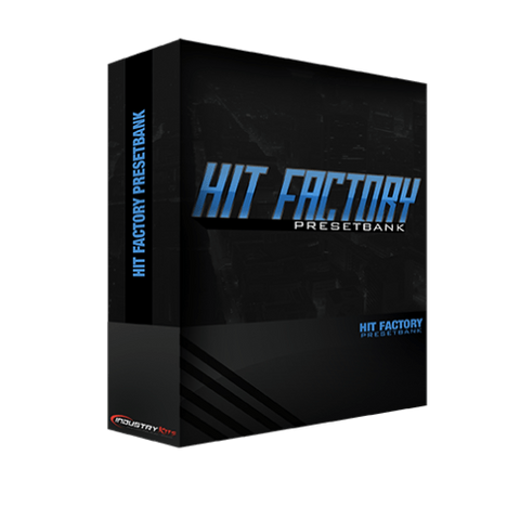 Hit Factory Vol.1 (Hip Hop Preset Bank)