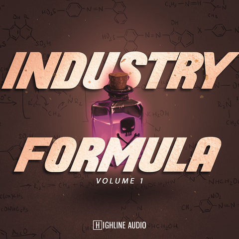Industry Formula - Loops, MIDI & One-Shots