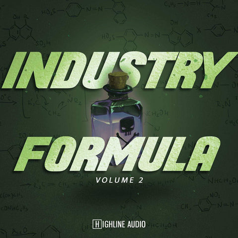 Industry Formula 2 - Beat Kits