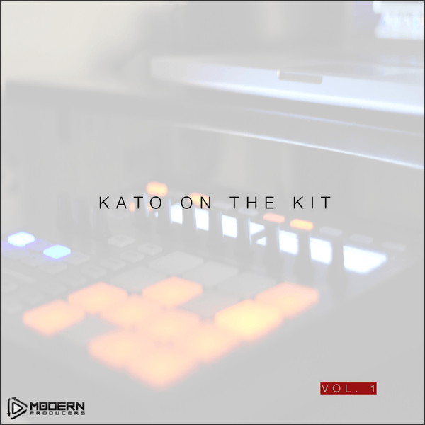 Kato On The Kit Vol.1