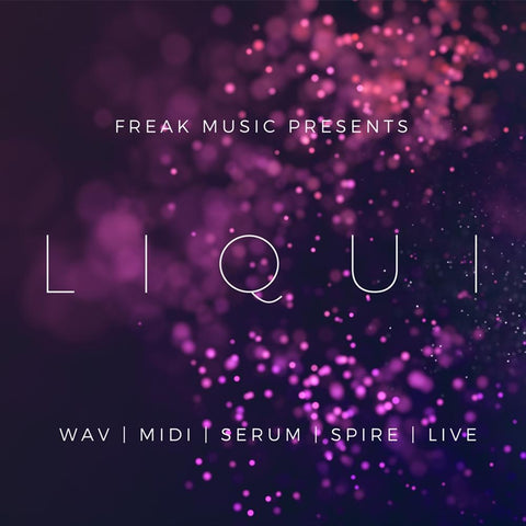 Liqui - DnB Samples, Loops & Presets