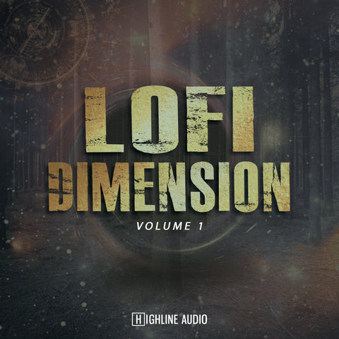 LoFi Dimension Volume 1